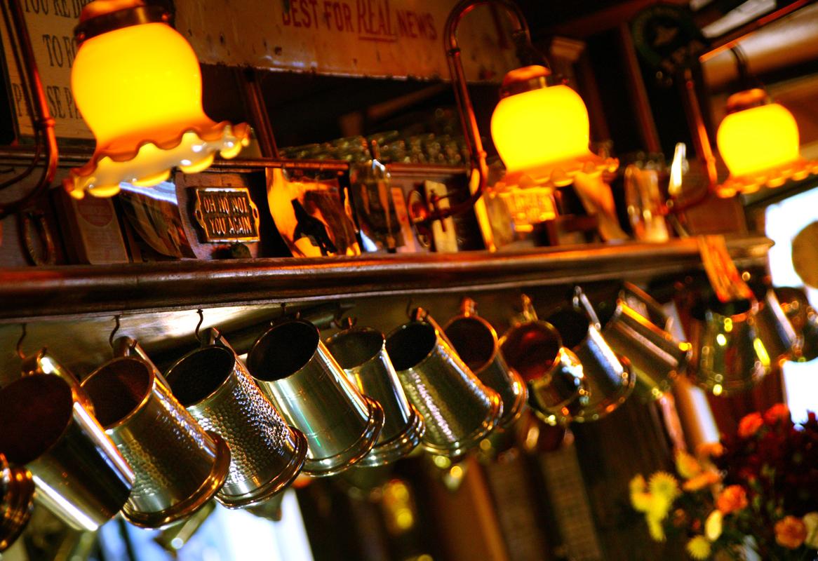 Bar-Tankards