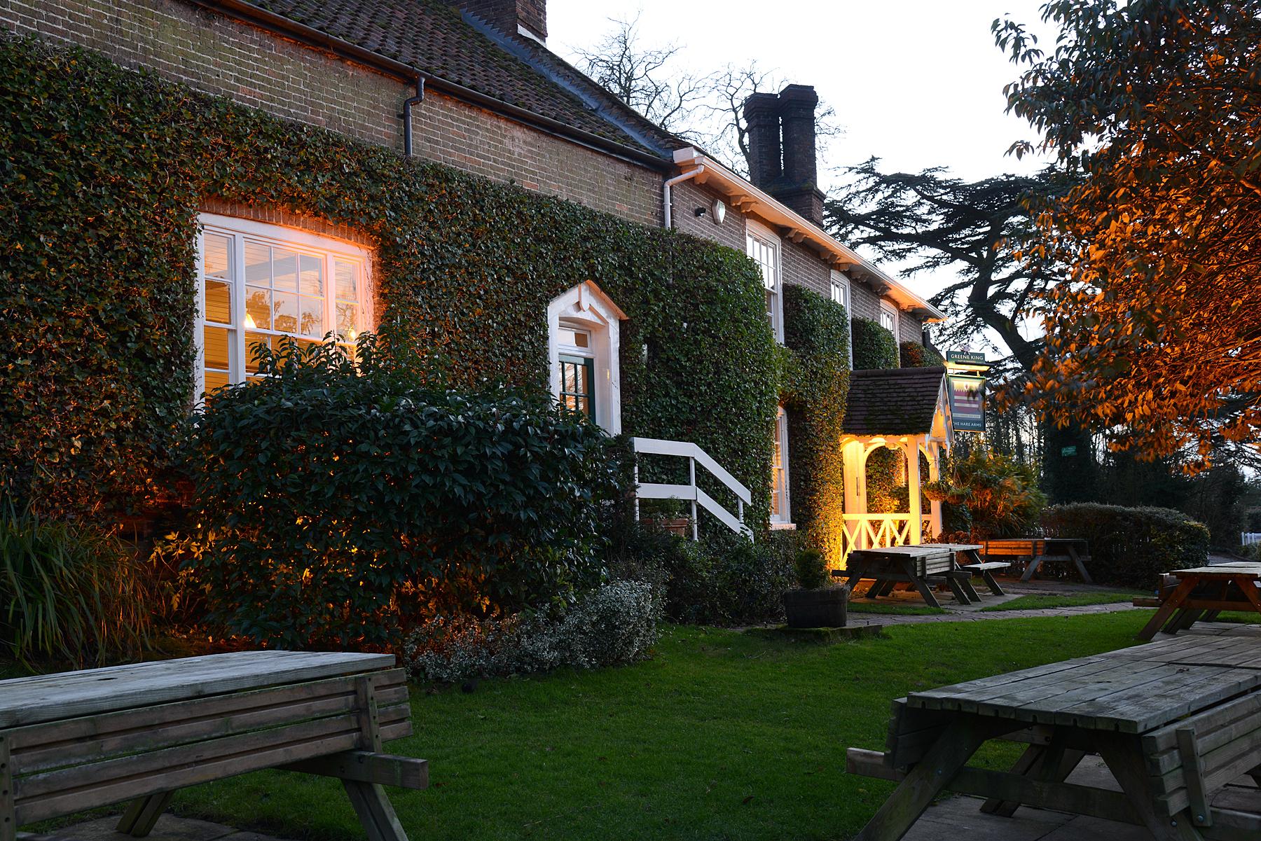 Hare Arms Gardens